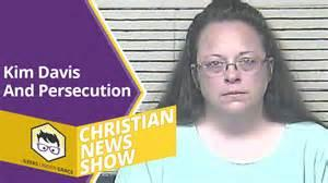 What We Learned From the Arrest of Kim Davis