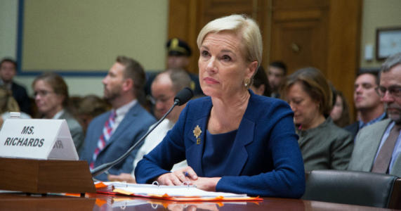 Abortion Survivor to Cecile Richards: 'I Am So Thankful to Be Alive'