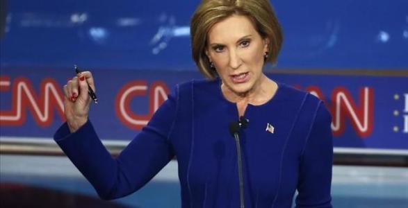 MSNBC: Fiorina 'Terrifying' to Democrats