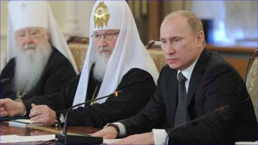 "RUSSIA DECLARES 'HOLY WAR' ON ISLAMIC STATE – While Obama sides with Christian-murdering ""freedom fighters."""