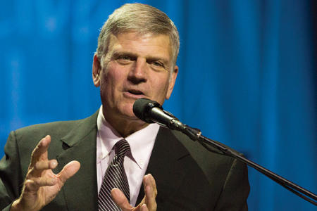 Franklin Graham Calls Out Obama for His Silence on Martyred Christian Students