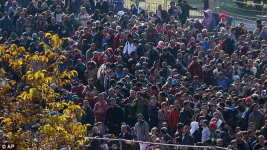 Austrians rushing to buy guns in the face of MUSLIM INVASION