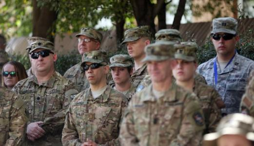 Obama sends 'less than 50' TROOPS to Syria