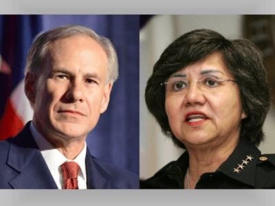 SANCTUARY CITY Policies Will 'No Longer be Tolerated in Texas,' says Governor Abbott