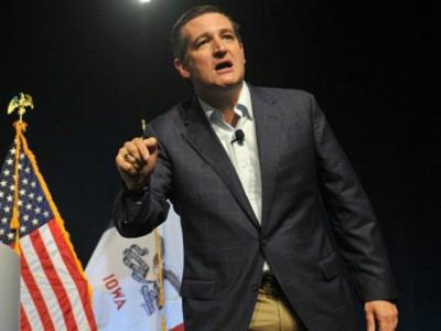 TED CRUZ: U.S. Is One Liberal Justice Away from End of Gun Rights
