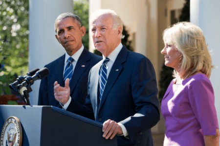 JOE BIDEN: I'm Not Running for President