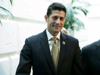Speaker-in-Waiting PAUL RYAN Abandons Opposition to Big-Spending Budget Deal