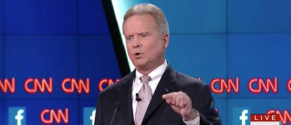 Of Course There's No Place For Jim Webb In The DEMOCRATIC PARTY
