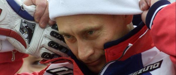 Russia's Putin Says GLOBAL WARMING Is 'A Fraud'