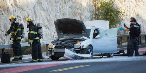 Female Suicide Bomber Blows Up Car Outside Jerusalem