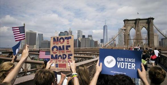 Poll: Mental Health Problems, Not Lax Gun Laws, Are Responsible For MASS SHOOTINGS