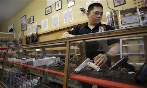 San Francisco runs last gun store out of town