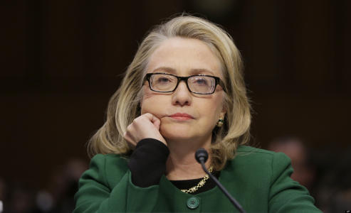 "HILLARY CLINTON AND THE ""DARK FORCES"" IN BENGHAZI"