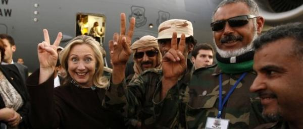 HILLARY's Libyan Disaster Is A Bigger Scandal Than Who Emailed Her