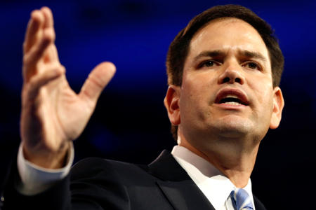 Rubio: Obama and Hillary Won't Condemn Palestinian Terrorism, and It's Endangering Israeli Lives