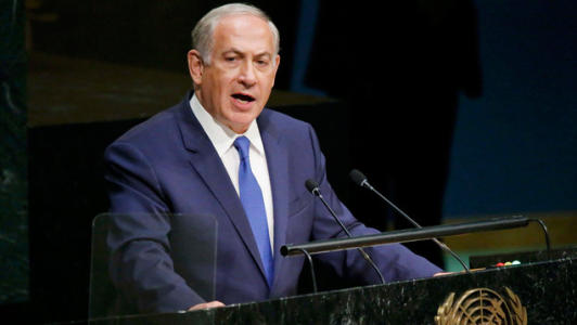 Netanyahu Blasts the Iran Agreement at the United Nations