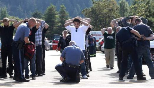LIVE COVERAGE:  Oregon College Shooter Asked Victims To State Religion – Reminiscent of Recent Islamic Attacks