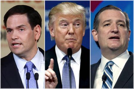 Whoa: Post-debate flash GOP poll shows BIG shake-up