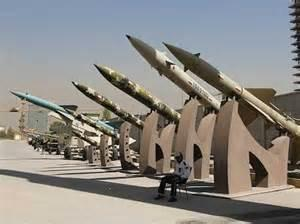 Iran: Missiles Pointed at U.S. Targets