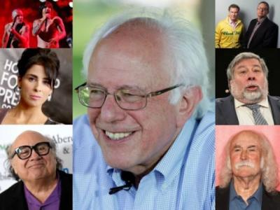 Selling SANDERS, Socialism and Hypocrisy