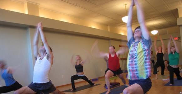No Whites Allowed: Seattle 'Yoga Class for People of Color' Excludes Caucasians