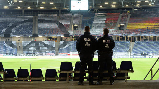 U.S. MEDIA won't tell you but Israeli Intelligence is what prevented a Paris-style terrorist bomb attack on a soccer stadium in Hanover, according to German reports