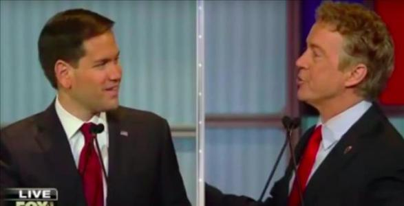Getting Defensive: Rubio Hits Rand For Being a 'Committed Isolationist'
