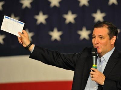 Ted Cruz Introduces Bill To Designate Muslim Brotherhood as Terrorist Organization
