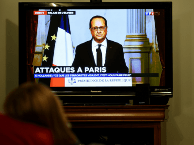 French President Hollande: This Is An 'Act Of War' By Islamic State, 'Planned From Outside'