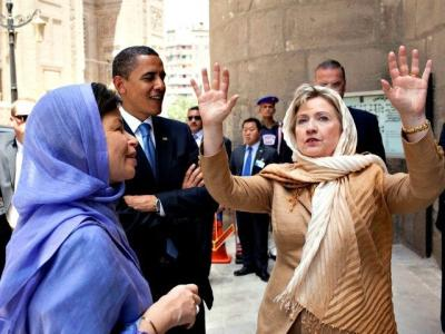 Hillary Clinton: Blocking Refugees Will Make Muslims Angry at Police Officers