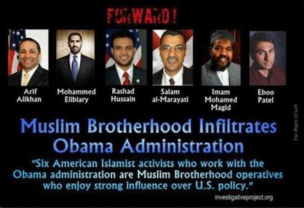 The Cruz/Díaz-Balart Bill and the Danger of the Muslim Brotherhood to our Security