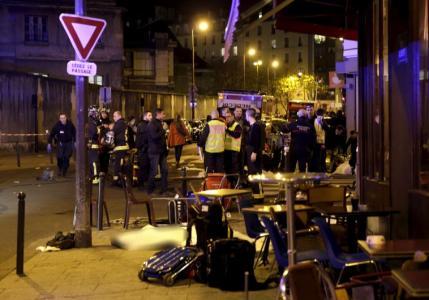 BREAKING!!: Over 120 killed in Paris Attacks; Hostage Taking Underway
