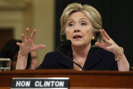 Hillary Clinton Refuses to Declare War on ISIS