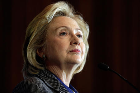 Hillary and Misogyny