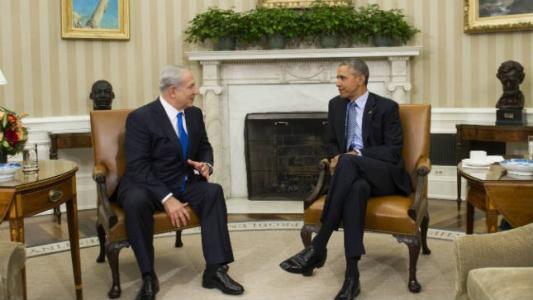 Obama, Netanyahu seek to move on