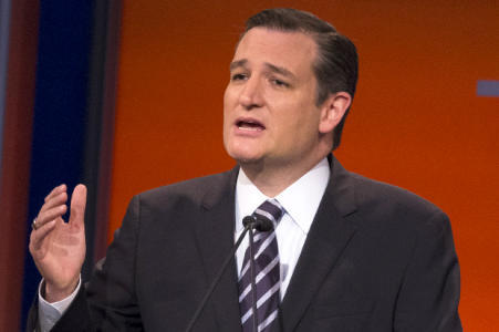 Cruz: 'It's offensive' that people who oppose amnesty are labeled anti-immigrant