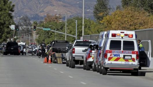 SYED FAROOK A SUSPECT –  TERRORISM NOT RULED OUT BY FBI IN MASS SHOOTING IN SAN BERNARDINO