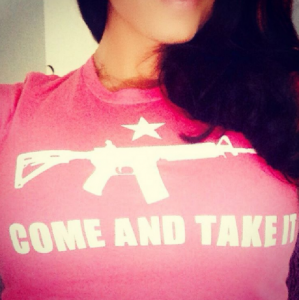 Andrea Tantaros Puts On Amazing T-Shirt And Snaps Selfie… The Internet Is Thanking Her For It
