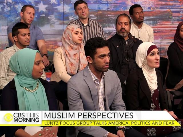 Report: CBS News, Frank Luntz Cut Muslim-Americans' U.S. Criticism From Focus Group