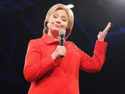 Hillary Clinton Named 'Worst Ethics Violator of 2015′