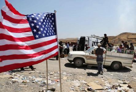 Iraqi Fighters Believe U.S. Is Supporting, Arming Islamic State: 'It Is Not in Doubt'
