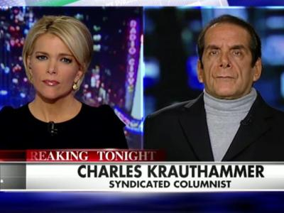Krauthammer: Threat of ISIS 'the New Reality of Living America' Because of Obama