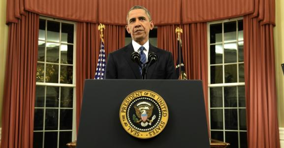 In Wake of ISIS Attacks, Obama Delivers National Address With No New Strategies