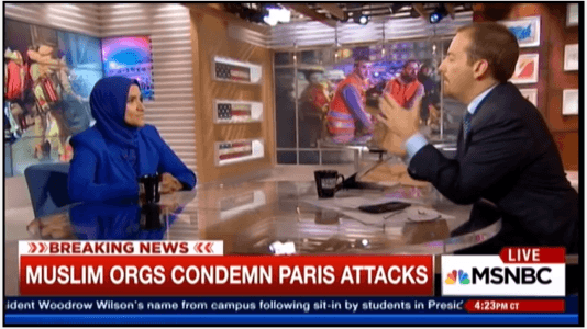"Muslim former Obama adviser: ""white male Christians"" commit most terror attacks"