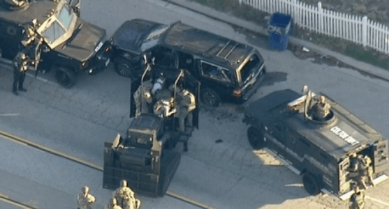 FBI: 'A Few Potential Things' May Point to Terrorism in San Bernardino