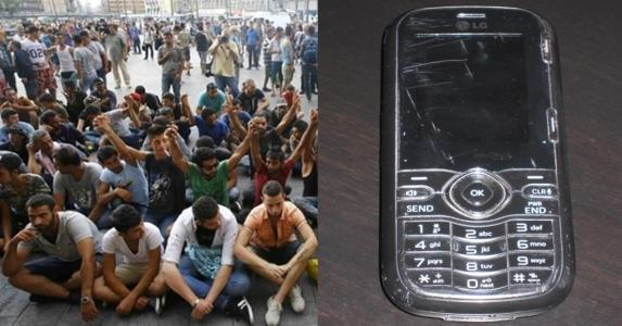 "Police Begin Searching ""Refugees"" Phones, Find HUNDREDS With This Same Horrifying Content"