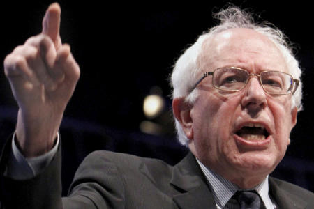 "Bernie Sanders: ""Yes, I Will Raise Taxes On Everybody"""