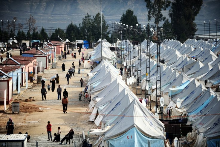 Report: ISIS Gaining Control in Refugee Camps