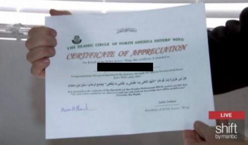 San Bernardino Shooter's Mother Has Ties To The Same Terror Group As Huma Abedin. Surprised?