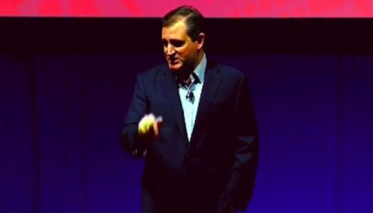 Ted Cruz vows to 'utterly destroy ISIS' and 'carpet bomb' terrorists